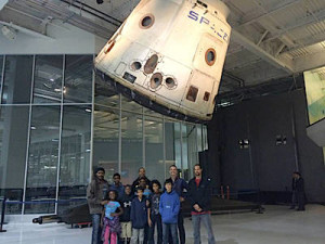 SPACEX, California Technology Field Trip