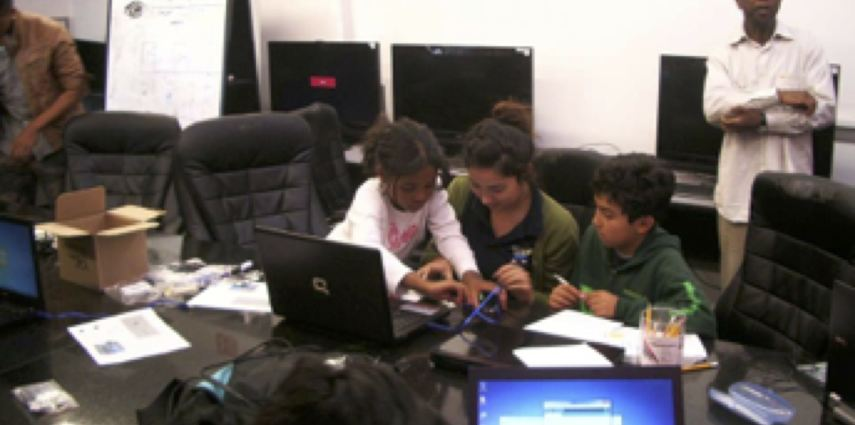 PATA Expands its Reach with a Saturday Science and Technology Academy