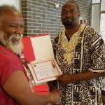 Kareem Muhammad Awardee