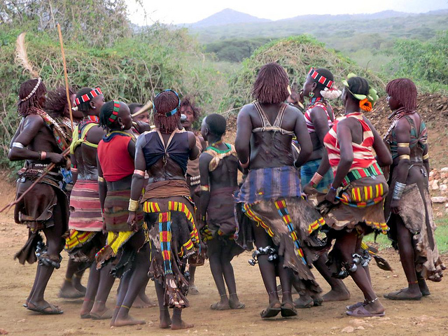 Pan African Technical Association Travel Tours Various Ethnic Groups of Ethiopia