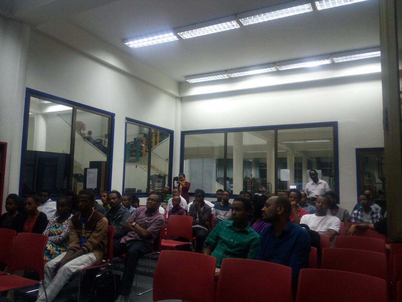 Pan African Technical Assocation - , Business Lecture and Science, Technology Series